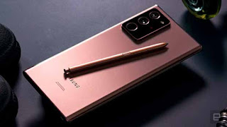 samsung galaxy note 20 features and specifications