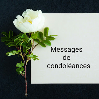 Messages de sympathie - Comment exprimer tes condoléances