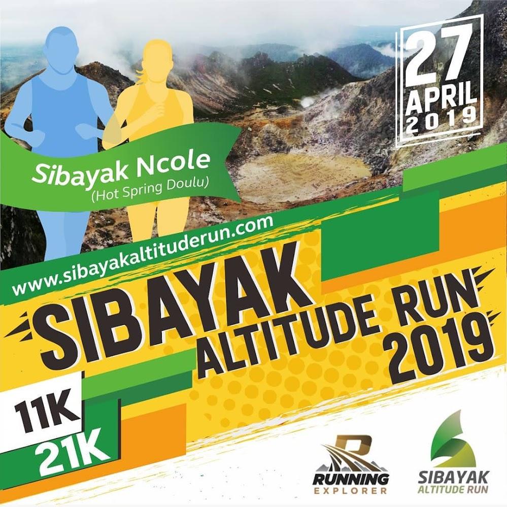 Sibayak Altitude Run • 2019