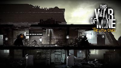 لعبة المغامرات الاستراتيجية This War of Mine للأندرويد [مدفوعة + مهكرة]
