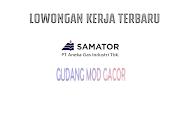 Loker SET UP Samator Fresh Graduate Terbaru Juni 2021