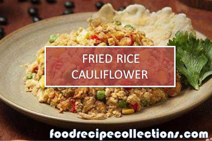 Best Cauliflower Fried Rice Keto