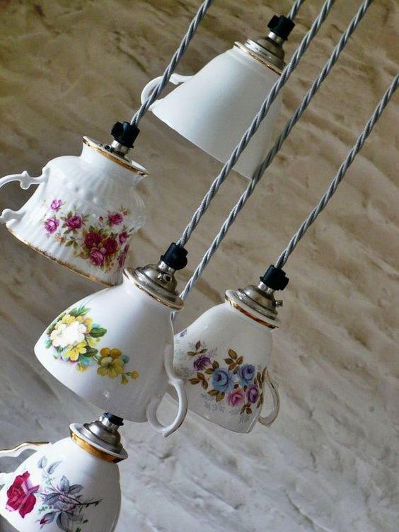 filizankowe lampki
