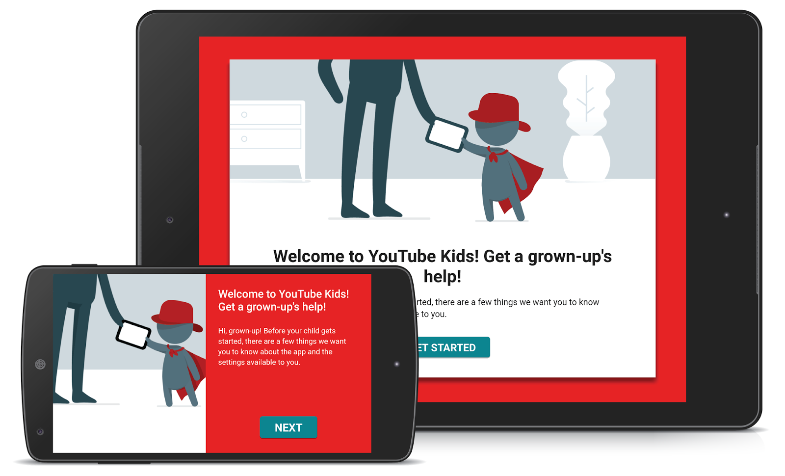 YouTube Kids App Gets Better For Parents And Kids Alike