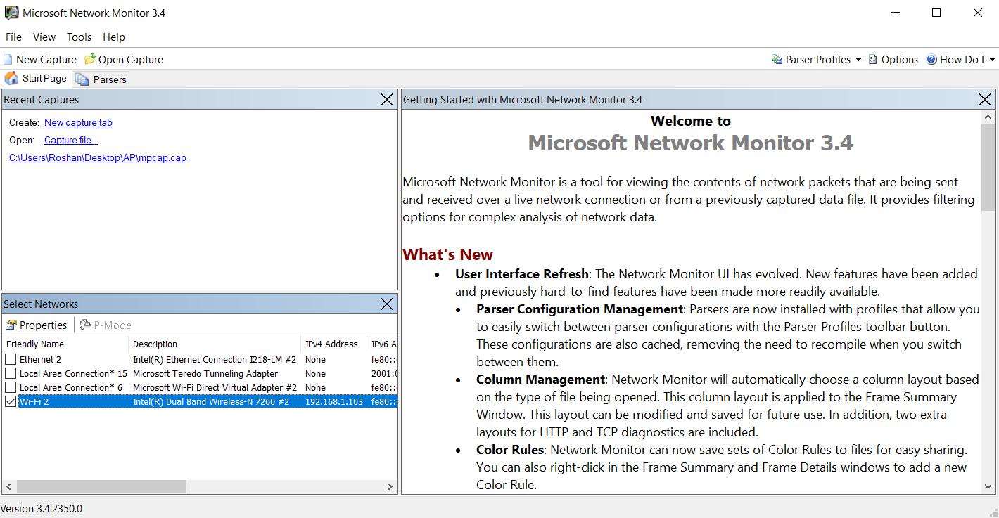 Roshan\'s Networking Blog: Capture 802.11 & EAP Wireless Frames More ...