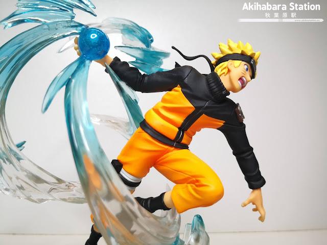 Review del Figuarts Zero Uzumaki Naruto - Rasengan - 絆 kizuna (relation) de Naruto Shippuden - Tamashii Nations