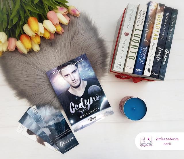 Trzeci tom fantastycznej serii pełnej miłości! | Melissa Darwood - Cedyno