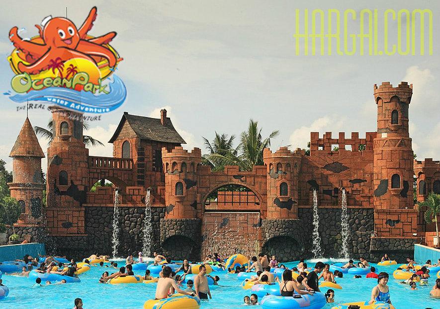 Tiket Ocean Park BSD - Mei
