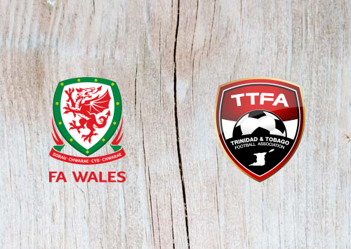 Wales vs Trinidad and Tobago Full Match & Highlights 20 March 2019