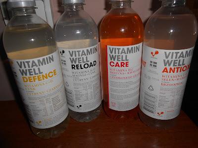 Vitamin Well Polska- napoje funkcyjne