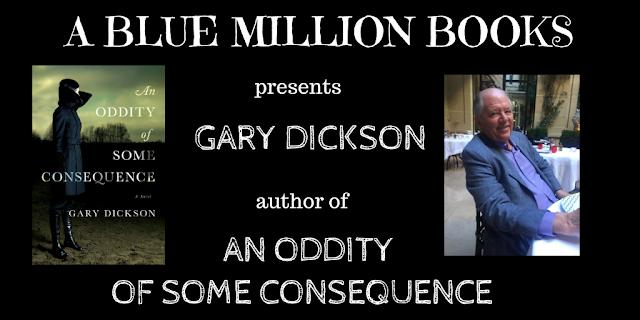 FEATURED AUTHOR: GARY DICKSON