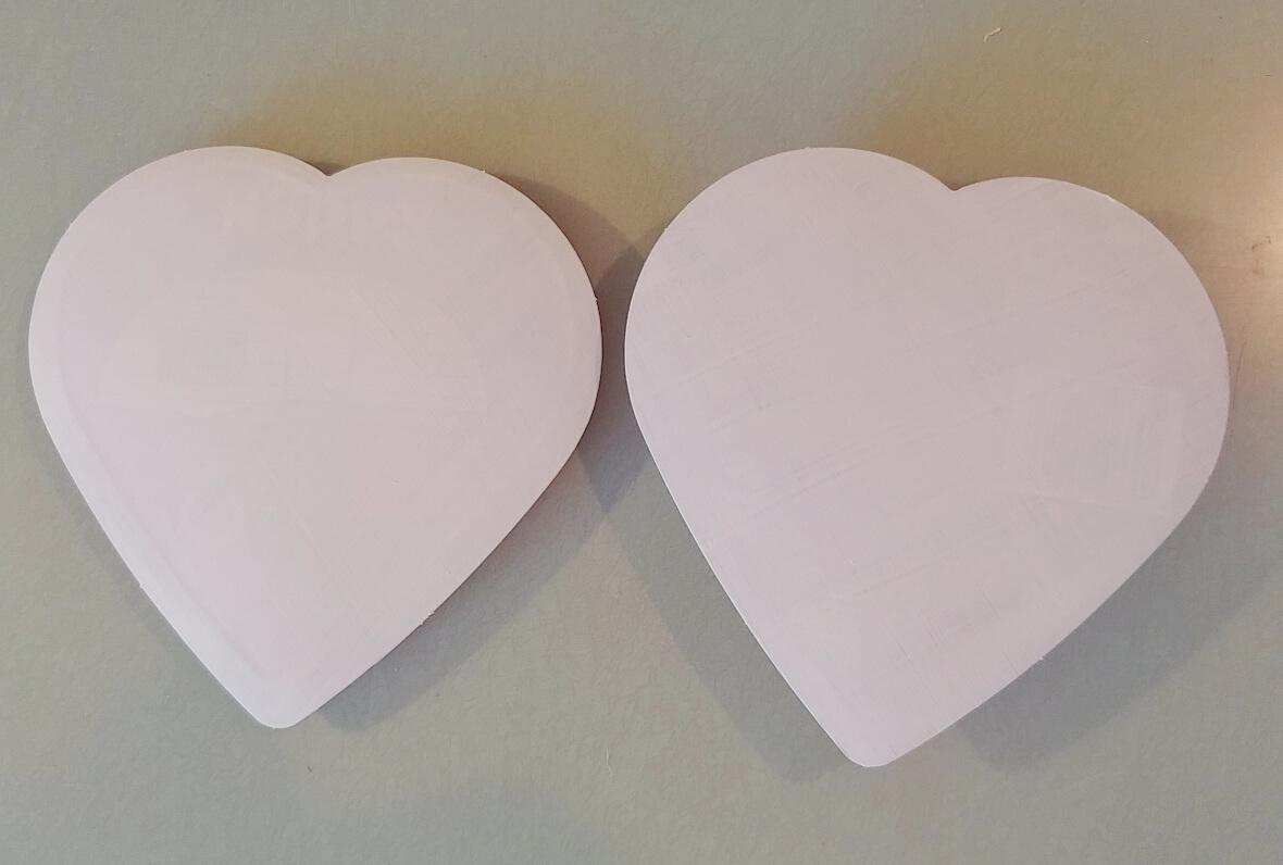 Altered Valentine Candy Box