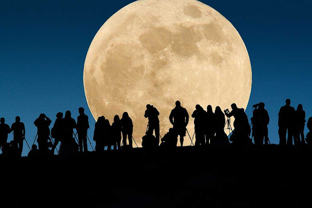 Supermoon, what is supermoon, fact about supermoon, sailormoon, moon, beautiful moon, bulan,