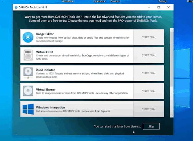 تحميل وتثبيت برنامج daemon tools lite مع الكراك