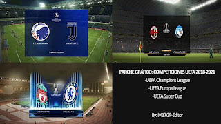 Images - PES 2013 UEFA Competitions 2020-21 Patch