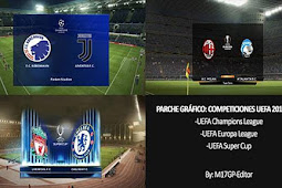 UEFA Competitions 2020-21 Patch For - PES 2013
