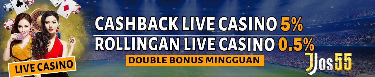 Promo Bonus Rollingan Casino