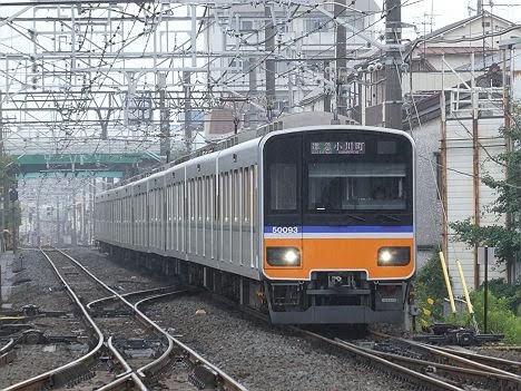 TJライナー用50090系が準急 小川町行きに充当!