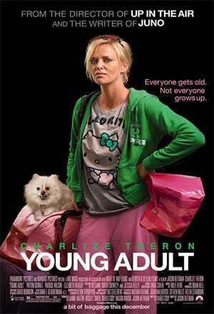 Young Adult 2011 BRRip 720p Dual Audio Hindi English