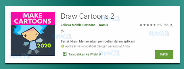 Draw Cartoons 2