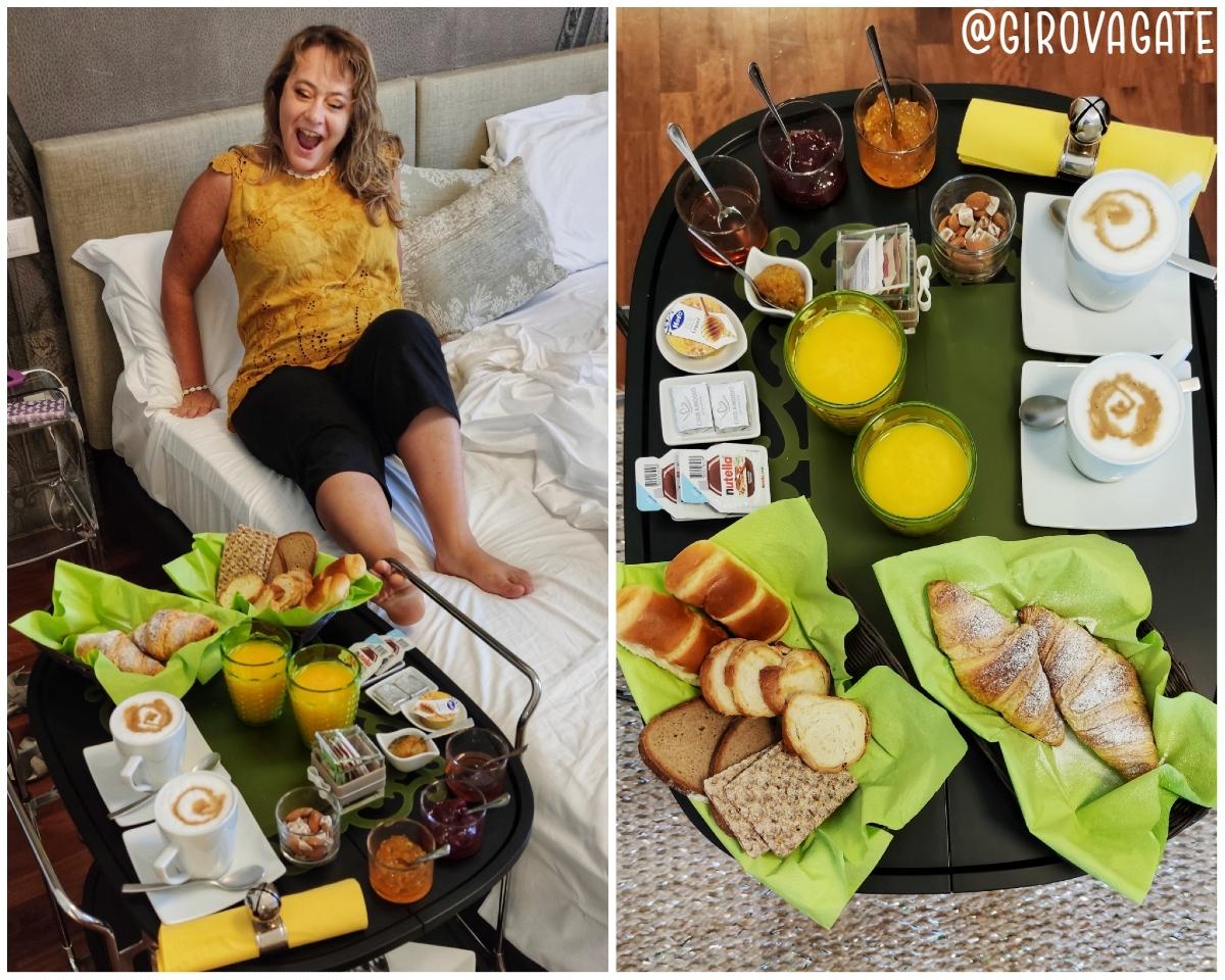 Artistic Charming House Caserta colazione
