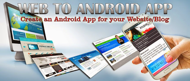 Web 2 Android App