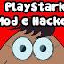 Pou PlayStark v4.0 - (Liga da justiça, Mário, Naruto e Dragon Ball Z)