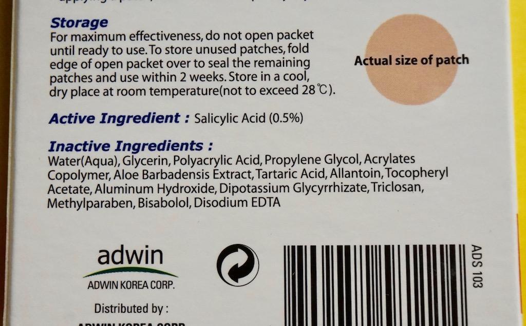 Purederm spot reducer gel patches reviews - Makeupalley