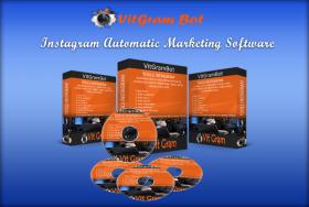 VitGramBot Tools Instagram Otomatis