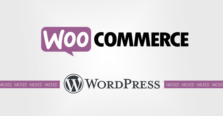 WooCommerce wordpress hacking