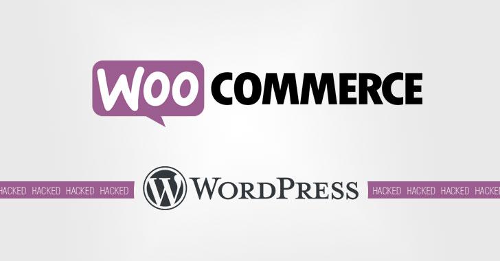 WooCommerce wordpress hacking