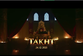 Takht Movie Poster
