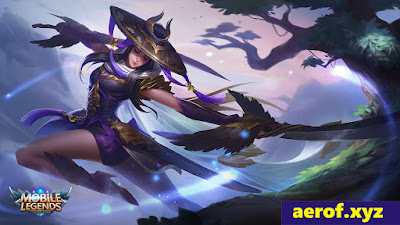 Skin Fanny Skylark Gratis Mobile Legends Patch Lylia Terbaru