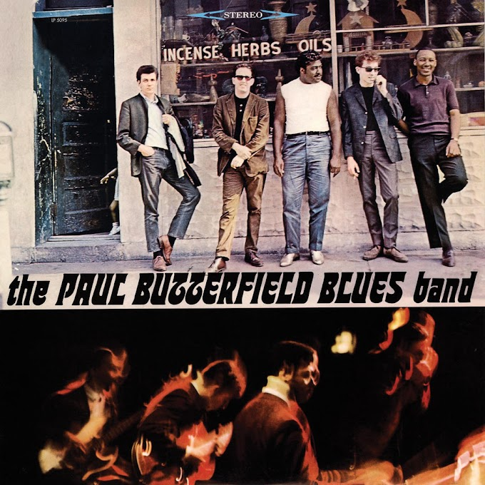 The Paul Butterfield Blues Band - The Paul Butterfield Blues Band [iTunes Plus AAC M4A]