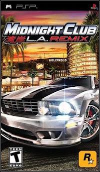 Midnight Club LA Remix - PSP - Español ISO [MEGA]