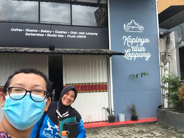Warung Nongkrong Bandar Lampung