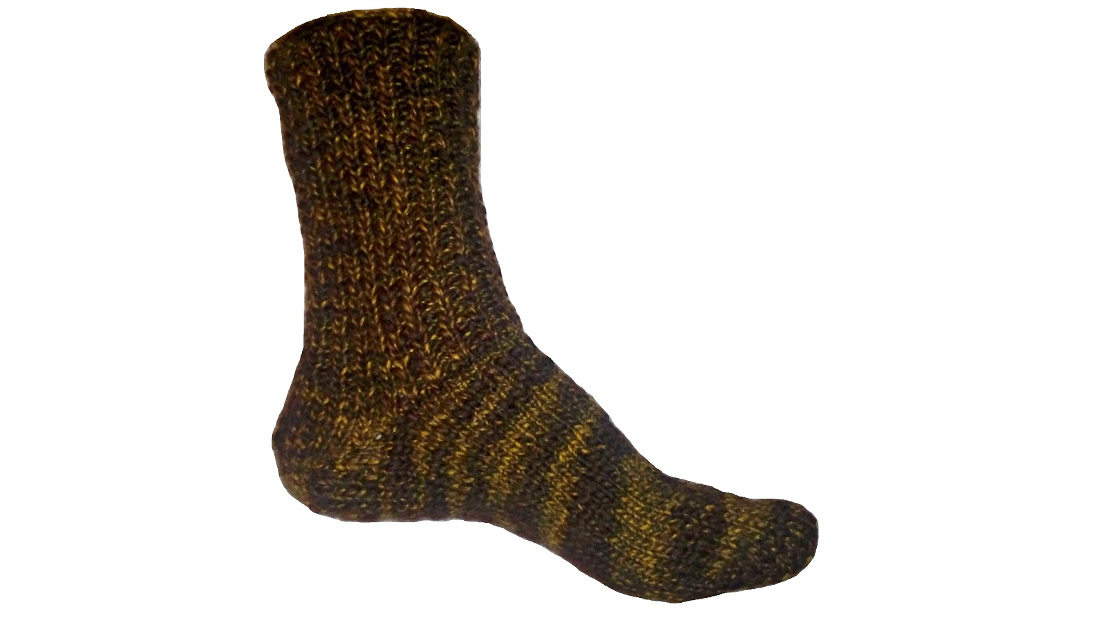 2-AT-A-Time Toe-Up Socks