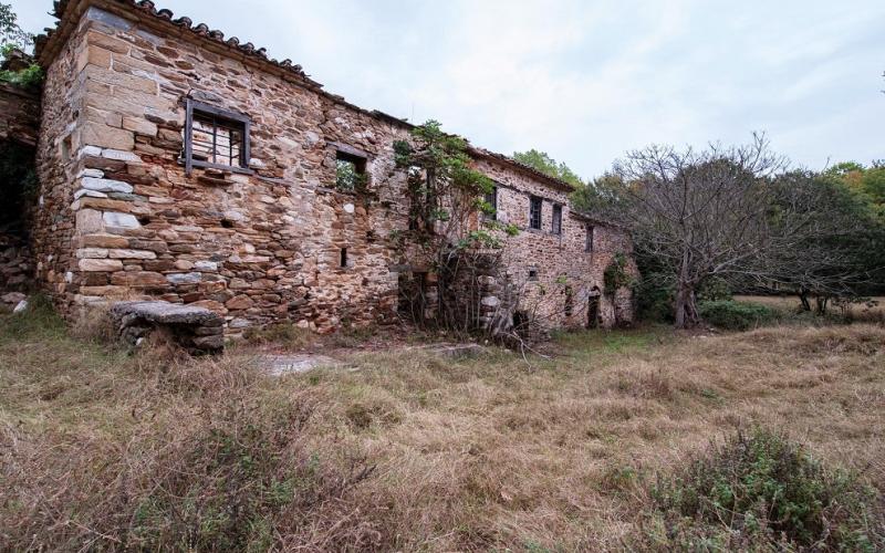 Αποκατάσταση ιστορικού νερόμυλου στη Σιθωνία