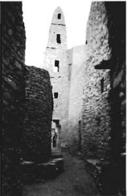 مسجد عمر بن الخطاب في دومة الجندل 1922م