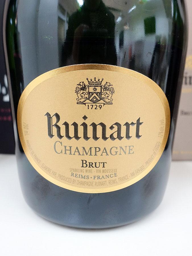 Ruinart R de Ruinart Brut Champagne (92 pts)