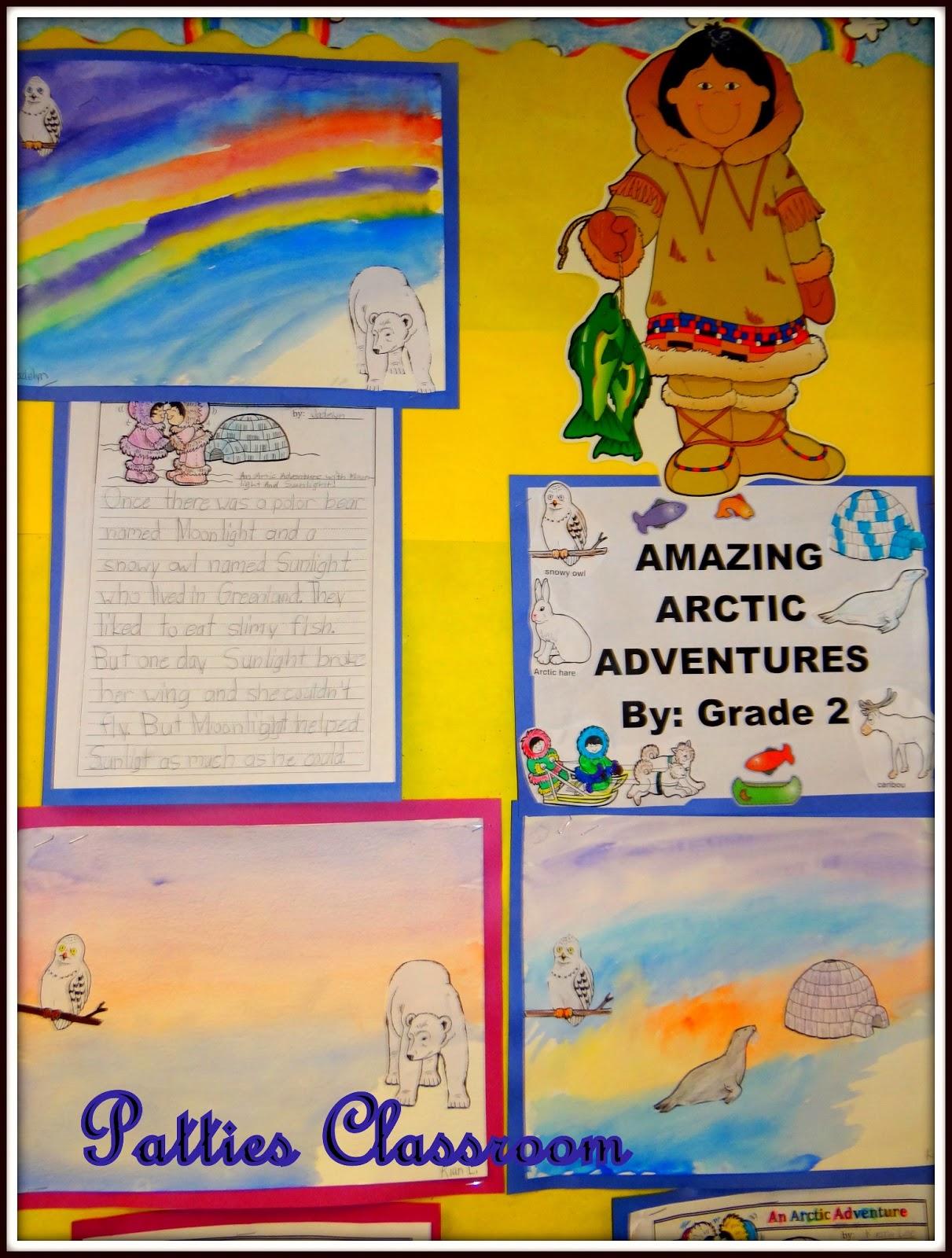 Patties Classroom Mama Do You Love Me Eskimo Activities