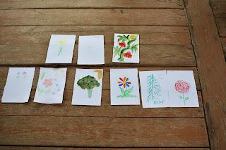 Арт терапия рисунки растений