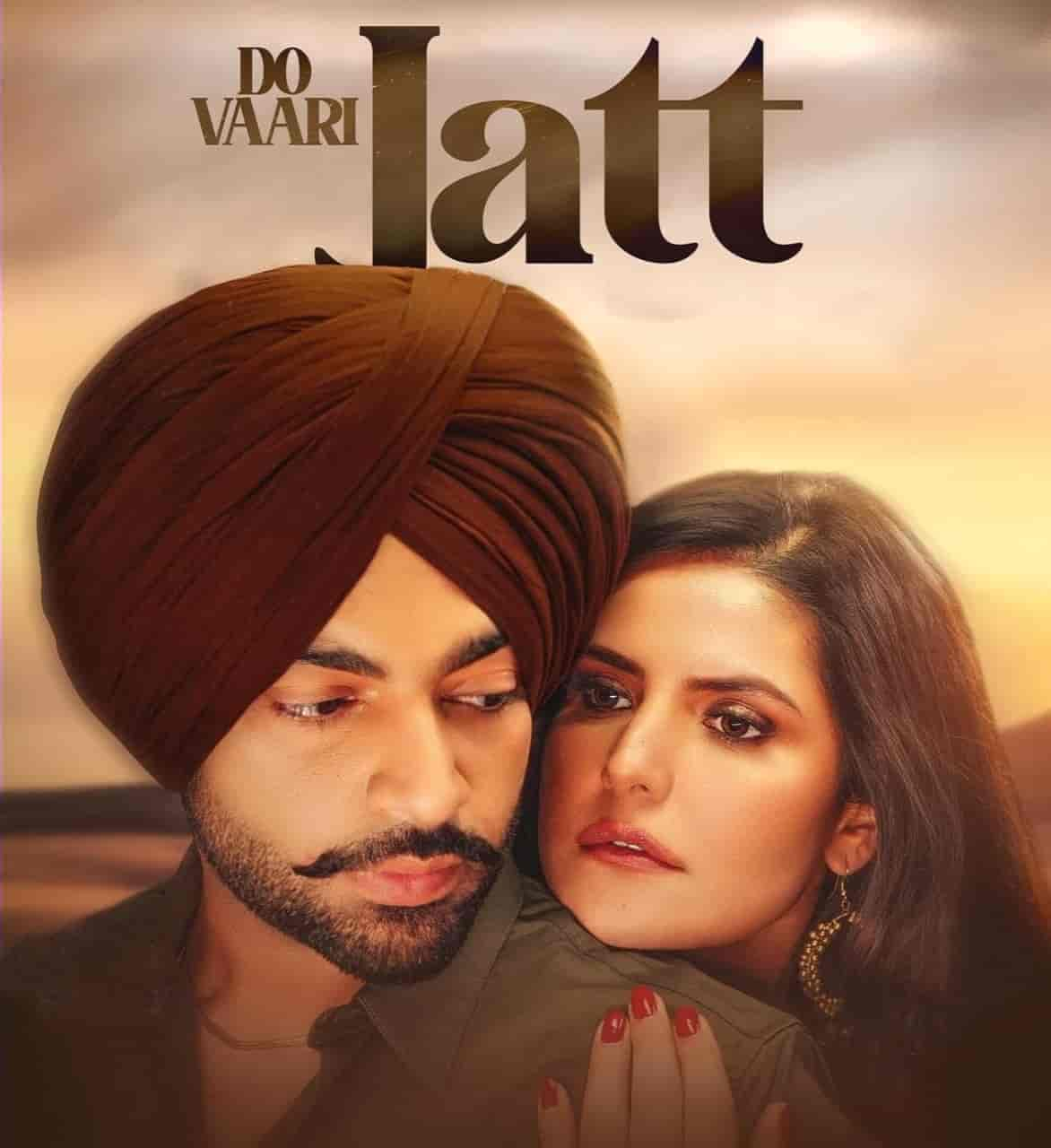 Do Vaari Jatt Punjabi Song Lyrics Jordan Sandhu