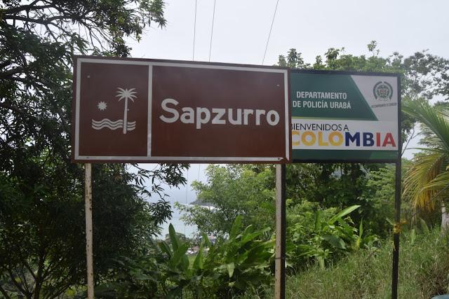 Entrada a Sapzurro, Chocó - Colombia