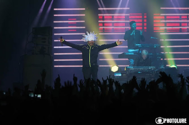 Jamiroquai King of jazz funk en Ereván (VIDEO)