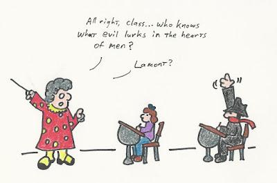 lamont cranston