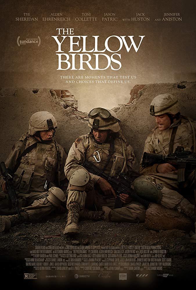 The Yellow Birds (2018)
