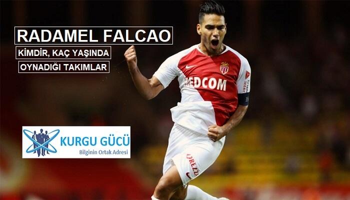 Radamel Falcao Kimdir, Kaç Yaşındadır, Oynadığı Takımlar? - Kurgu Gücü