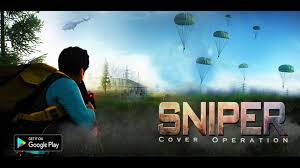 Sniper Cover Operation - Game Sniper Online Android
