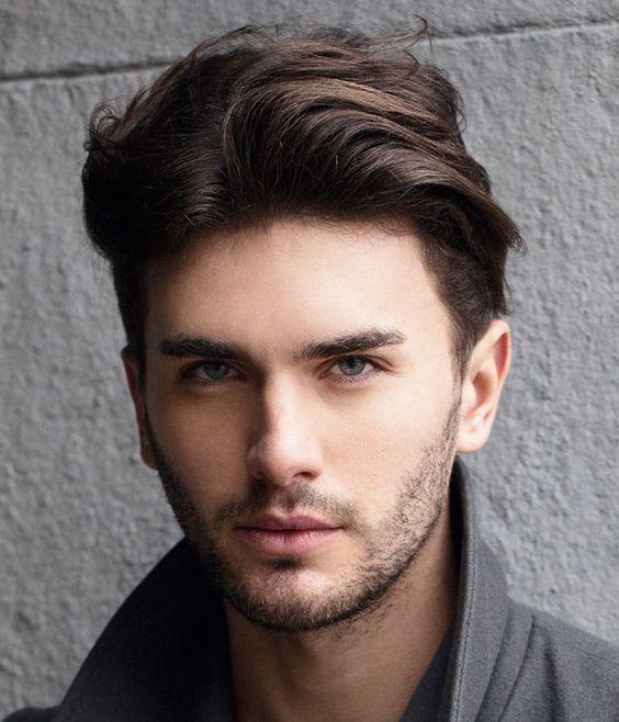 Barbearia Os Cortes De Cabelo Masculino Para 2017 Salão
